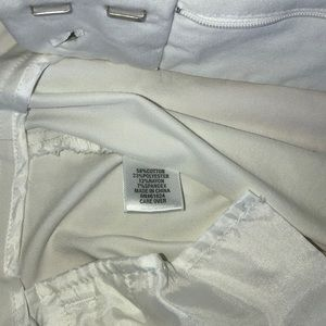 Laura Ashley Pants - Laura Ashley White pants size 12